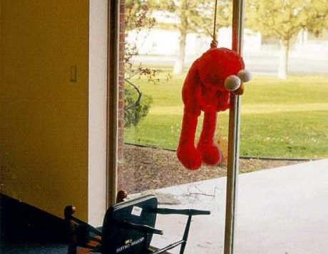 elmo suicide