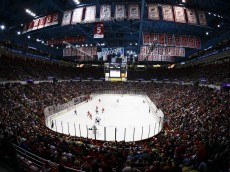 Joe Louis Arena Inside