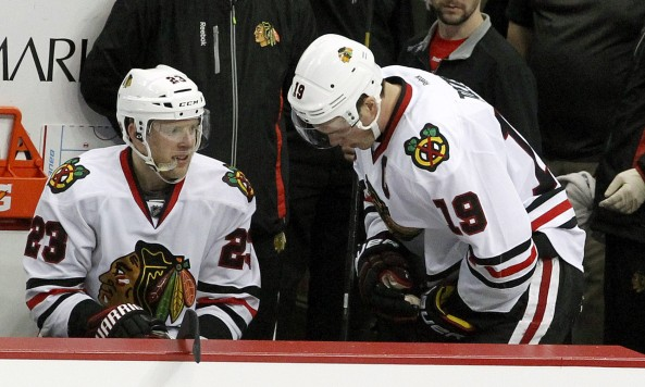 NHL: Chicago Blackhawks at Pittsburgh Penguins