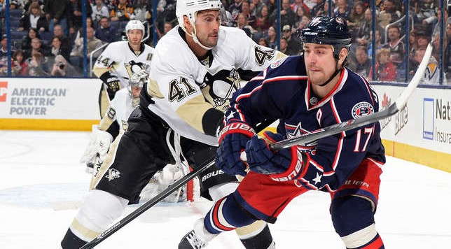 Pittsburgh Penguins v Columbus Blue Jackets