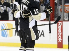 NHL: Preseason-Detroit Red Wings at Pittsburgh Penguins