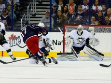 NHL: Preseason-Pittsburgh Penguins at Columbus Blue Jackets