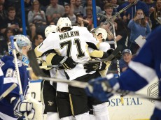 NHL: Pittsburgh Penguins at Tampa Bay Lightning