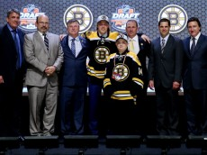 Bruins draft