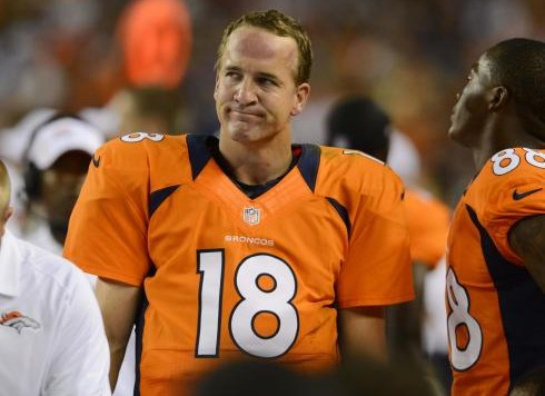 Broncos-Manning