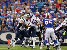 Brady vs Bills