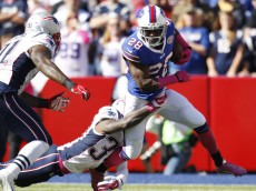 NFL: New England Patriots at Buffalo Bills