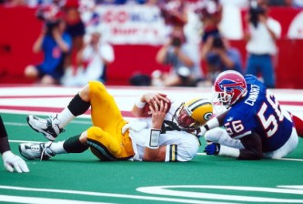 Green Bay Packers vs Buffalo Bills - September 10, 2000