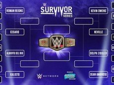 Survivor Series Bracket