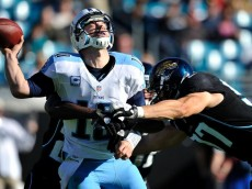 Jake Locker Sack