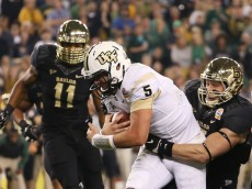 Blake Bortles Fiesta Bowl