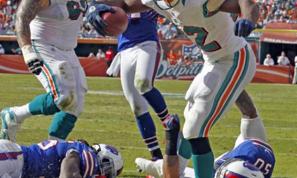 Dolphins vs Bills