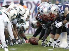 Dolphins vs Patriots