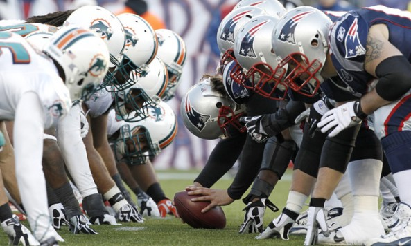 Dolphins vs Patriots
