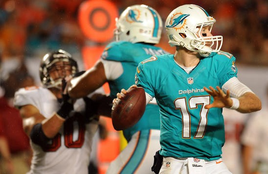 Ryan Tannehill vs Bucs