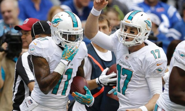 Dolphins beat Colts