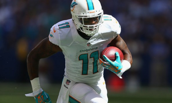 Mike Wallace vs Colts