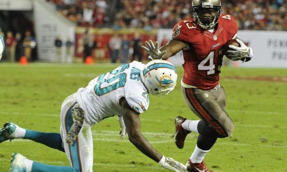 Reshad Jones vs Bucs