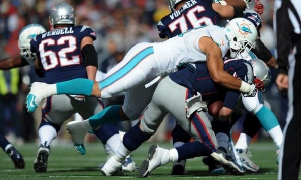 Brady sacked