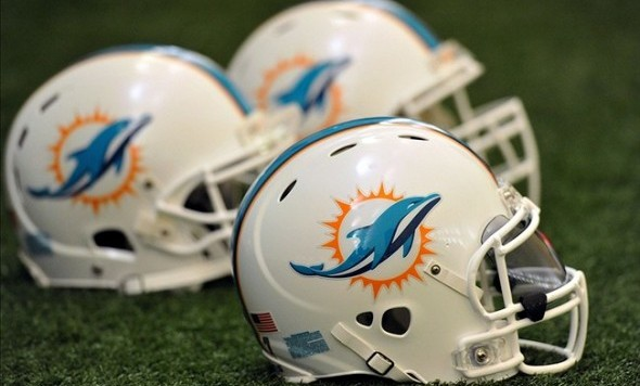 New Dolphins Helmets