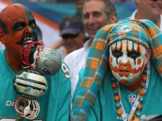 New England Patriots Vs. Miami Dolphins At SunLife Stadium