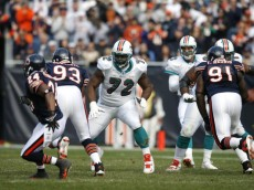 Miami Dolphins v Chicago Bears