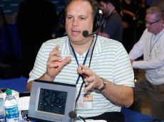 attend SiriusXM at Super Bowl XLIX Radio Row at the Phoenix Convention Center on January 30, 2015 in Phoenix, Arizona.