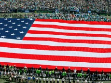 SEATTLE, WA - SEPTEMBER 11:  An overall view of the field at CenturyLink Field as the Seattle Seahawks face the Miami Dolphins at CenturyLink Field on September 11, 2016 in Seattle, Washington.  (Photo by Jonathan Ferrey/Getty Images)