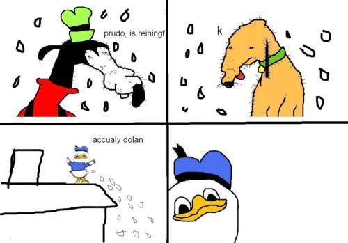 Dolan Raining Comic