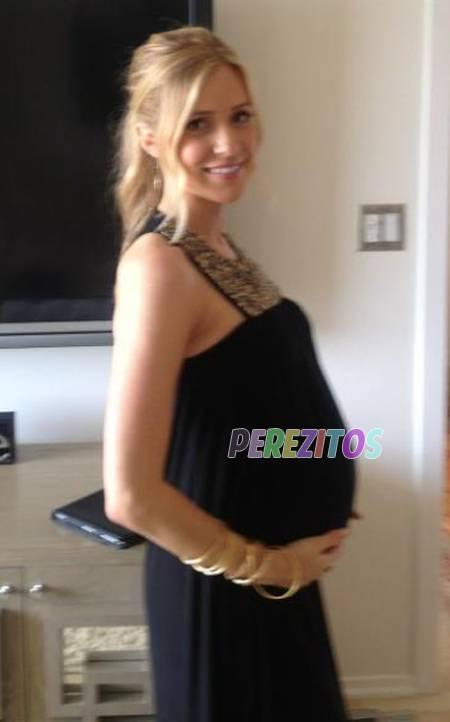 Kristin Cavallari Pregnant Baby