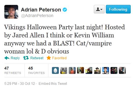 ad0 tweet halloween 2012