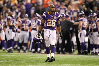 Adrian Peterson Vikings