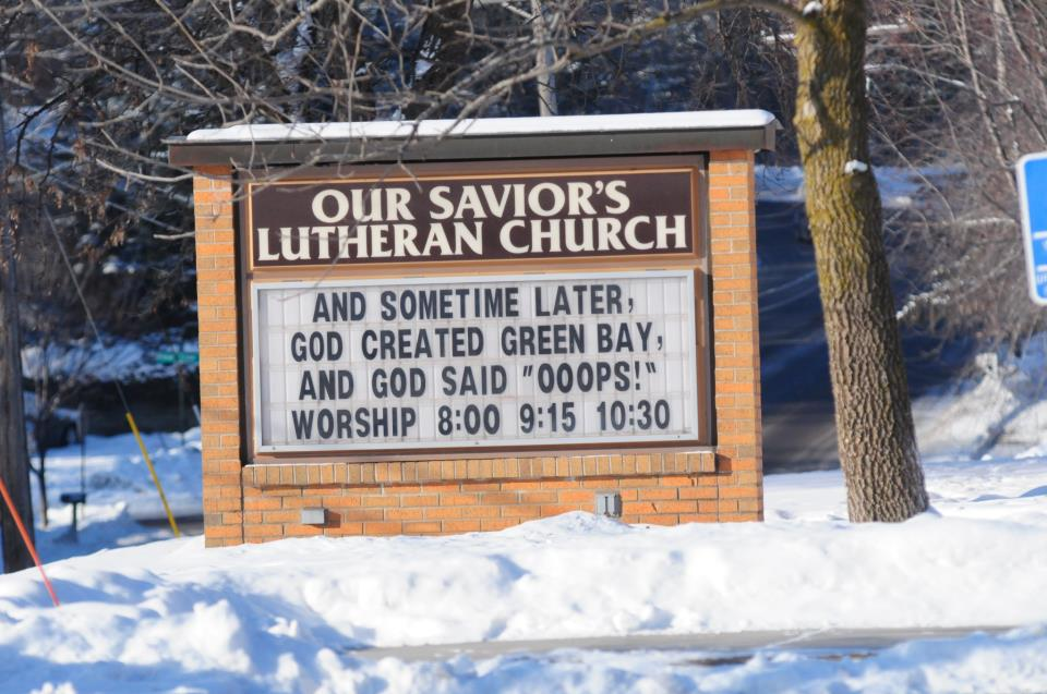 God hates the Packers