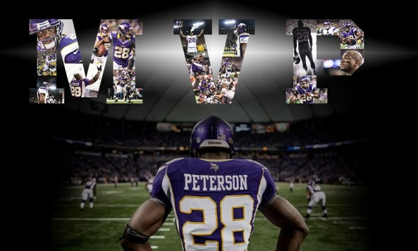 adrian peterson mvp wallpaper