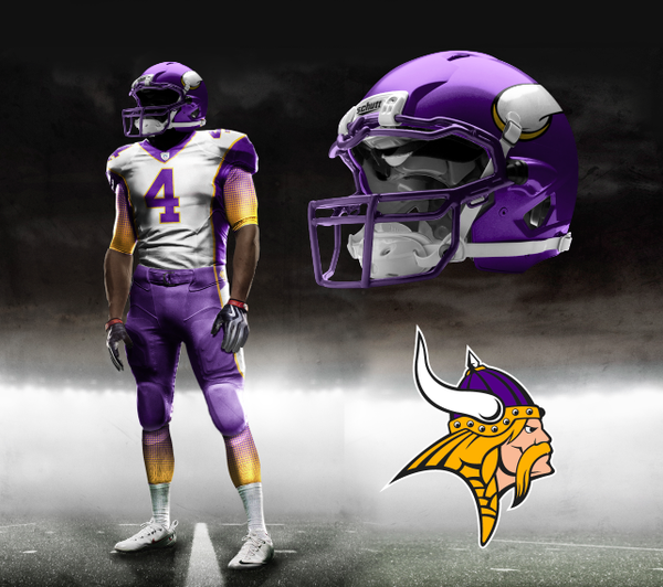 New 2013 Minnesota Vikings uniform and logo?