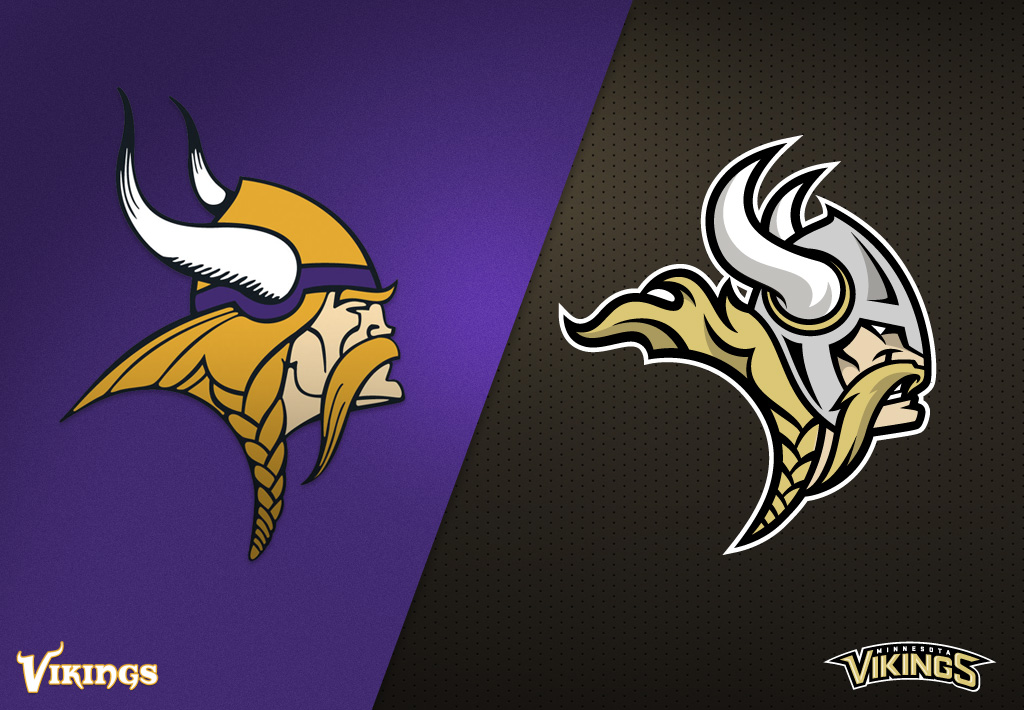 New Vikings Design