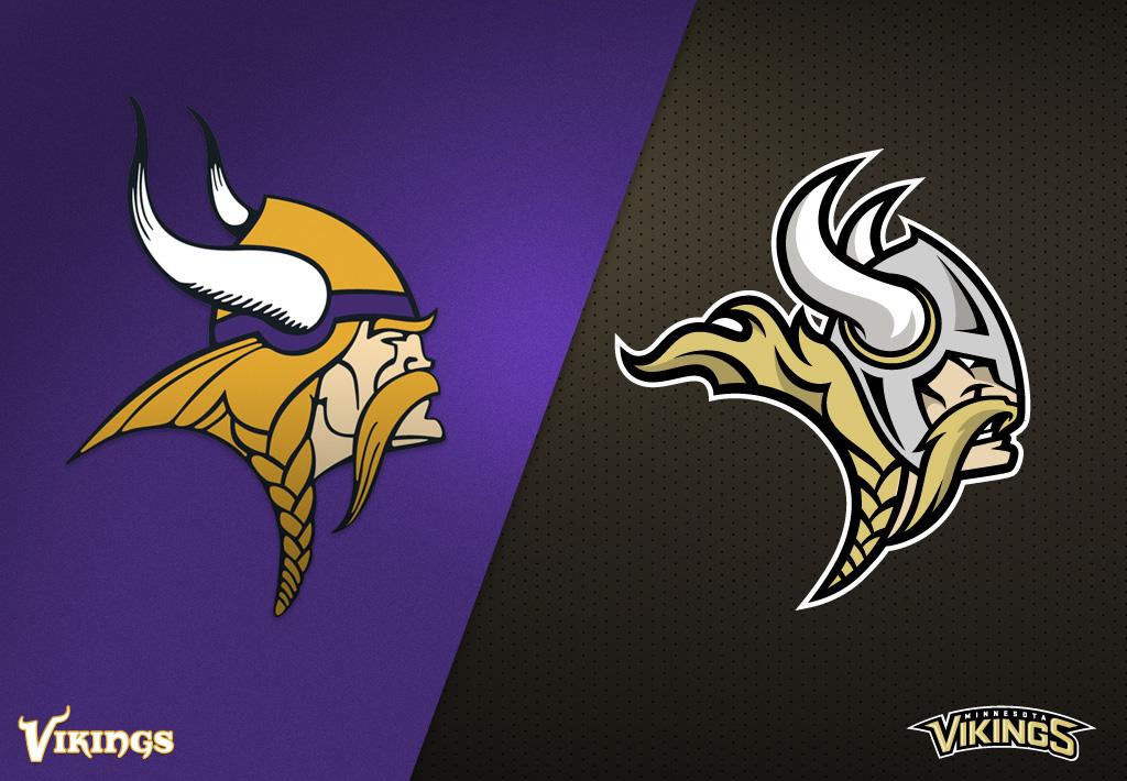 New Vikings Design