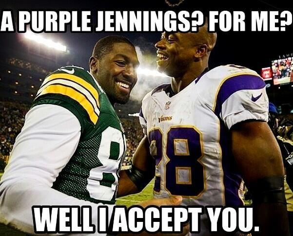 Greg Jennings signs with Vikings