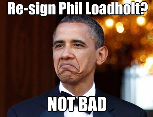 Obama Not Bad Phil Loadholt