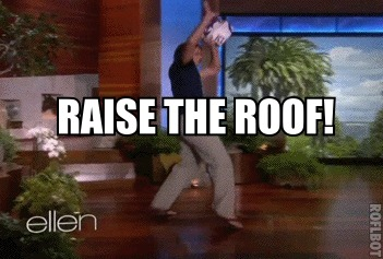 Chris Kluwe Raises The Roof