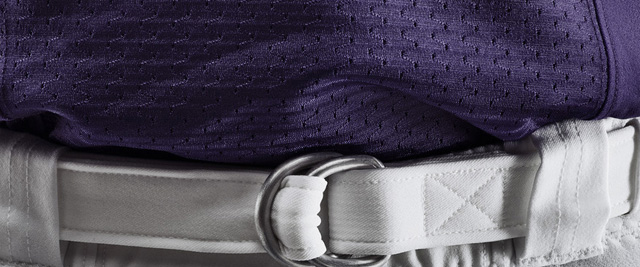 New Vikings Uniform Belts