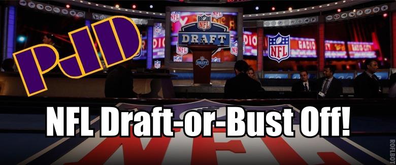 PJD Minnesota Vikings Draft Talk