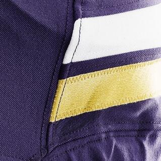 Vikings Uniform Shoulder Stripes