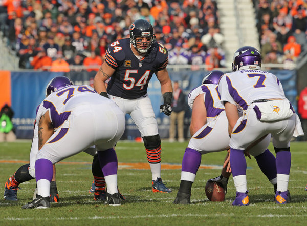 Urlacher to the Vikings