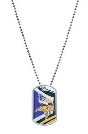 Vikings Dog Tags