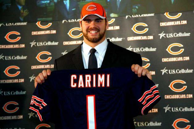 Gabe Carimi Bears