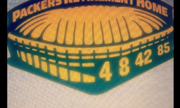 packers retirement home shirt