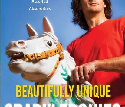 chris kluwe sparkle pony book