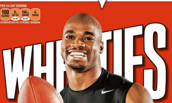 adrian peterson wheaties small