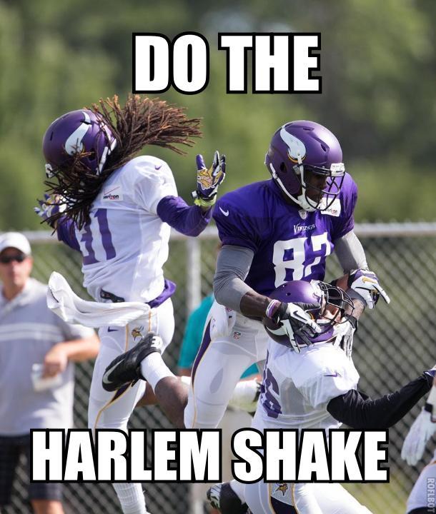 LOLVikes Harlem Shake